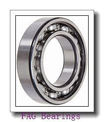 160 mm x 290 mm x 48 mm  FAG 20232-MB spherical roller bearings