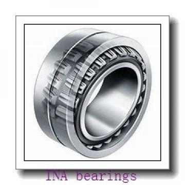 30 mm x 55 mm x 37 mm  INA GIPFR 30 PW plain bearings