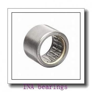 8 mm x 19 mm x 12 mm  INA GAKR 8 PW plain bearings