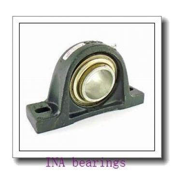 75 mm x 155 mm x 21 mm  INA ZARN75155-TV complex bearings