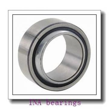 500 mm x 670 mm x 230 mm  INA GE 500 DW plain bearings