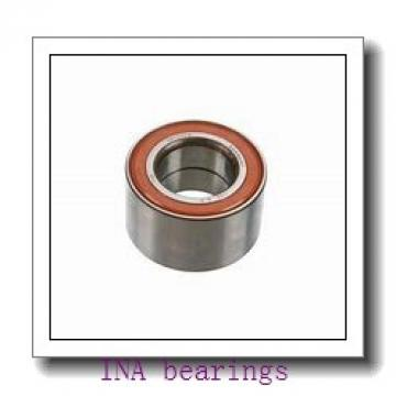 170 mm x 260 mm x 67 mm  INA SL183034 cylindrical roller bearings