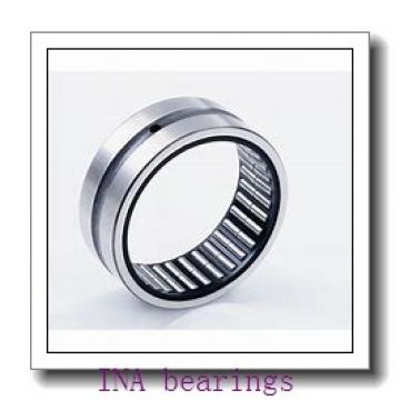 40 mm x 62 mm x 28 mm  INA GK 40 DO plain bearings