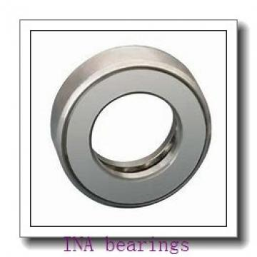 14 mm x 28 mm x 19 mm  INA GAKR 14 PW plain bearings