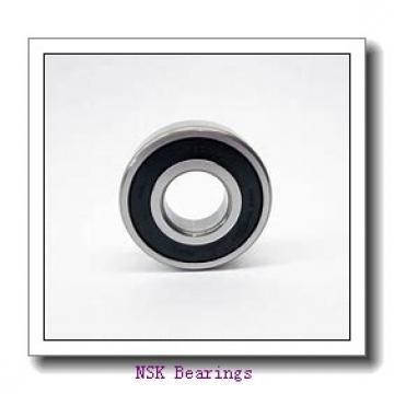 70 mm x 125 mm x 39,7 mm  NSK 5214 angular contact ball bearings
