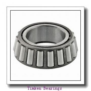 50,8 mm x 111,125 mm x 29,317 mm  Timken 455-S/4536 tapered roller bearings