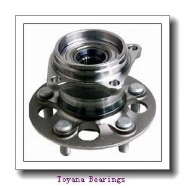 Toyana CX086 wheel bearings