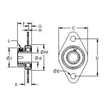 AST S5PPB2ST bearing units