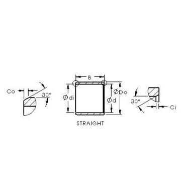 AST ASTEPB 1820-15 plain bearings