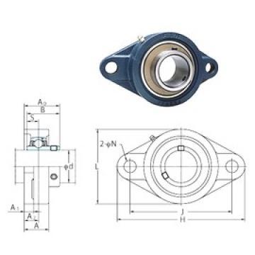 FYH UCFL216 bearing units