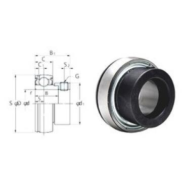 49,2125 mm x 90 mm x 30,2 mm  FYH SA210-31F deep groove ball bearings