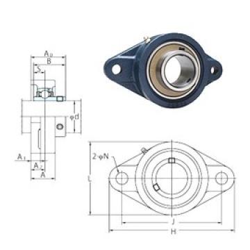 FYH UCFL208E bearing units
