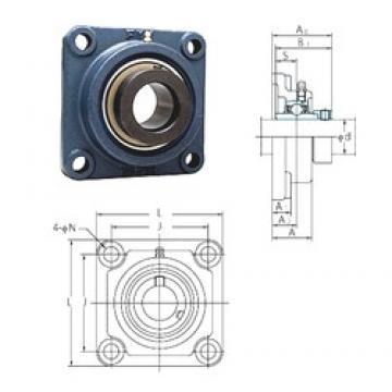FYH NANF211-32 bearing units