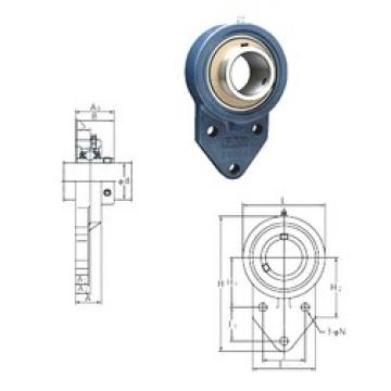 FYH UCFB209-26 bearing units