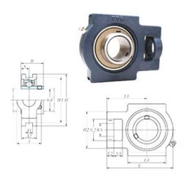 FYH UCT209-28 bearing units
