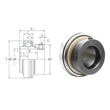 75 mm x 130 mm x 74,6 mm  FYH NA215 deep groove ball bearings