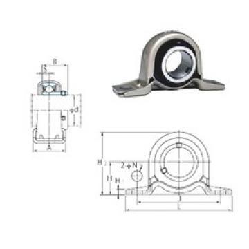 FYH SBPP206 bearing units