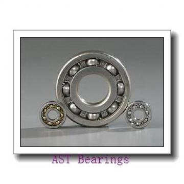AST NJ317 EMA cylindrical roller bearings