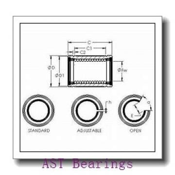 AST NK8/12TN needle roller bearings