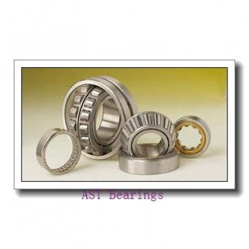 AST SMF63 deep groove ball bearings