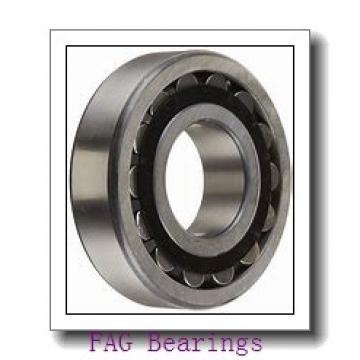 95 mm x 170 mm x 43 mm  FAG 2219-K-M-C3 + H319 self aligning ball bearings