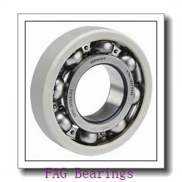 120 mm x 260 mm x 86 mm  FAG 22324-E1-K + AHX2324G spherical roller bearings