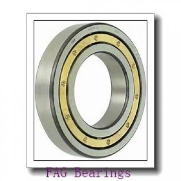 90 mm x 190 mm x 64 mm  FAG 22318-E1-K-T41A + AHX2318 spherical roller bearings