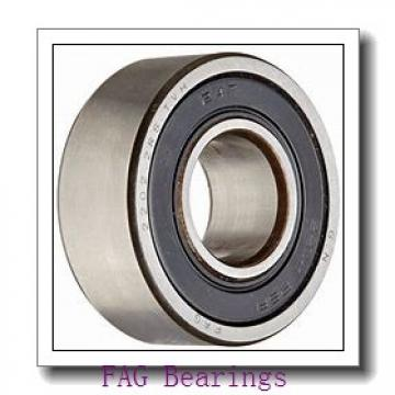 90 mm x 160 mm x 40 mm  FAG NUP2218-E-TVP2 cylindrical roller bearings