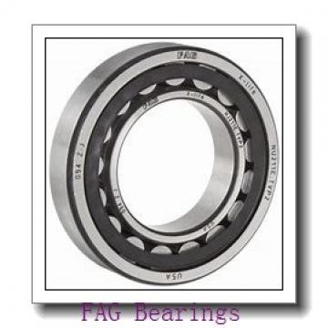 68 mm x 127 mm x 115 mm  FAG 201037 tapered roller bearings
