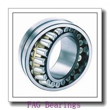 FAG 53220 + U220 thrust ball bearings