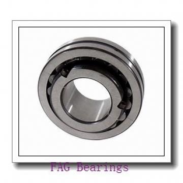 95 mm x 170 mm x 32 mm  FAG 1219-K-M-C3 + H219 self aligning ball bearings