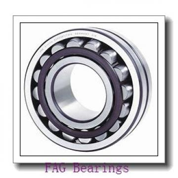 110 mm x 240 mm x 80 mm  FAG 22322-E1-K-T41A + AHX2322G spherical roller bearings