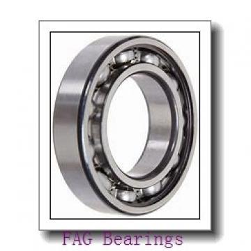 120 mm x 180 mm x 28 mm  FAG B7024-E-2RSD-T-P4S angular contact ball bearings