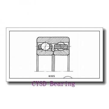 80 mm x 125 mm x 22 mm  CYSD 6016-2RS deep groove ball bearings