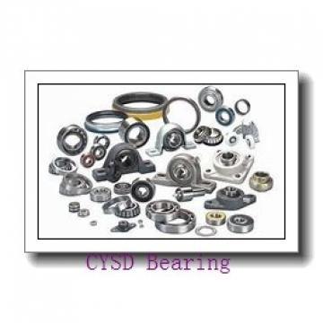 17 mm x 40 mm x 16,601 mm  CYSD 88503 deep groove ball bearings