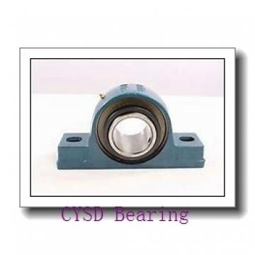 65 mm x 140 mm x 2333 mm  CYSD QJF313 angular contact ball bearings