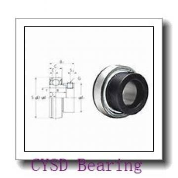 20 mm x 47 mm x 20,6 mm  CYSD W6204-2RS deep groove ball bearings