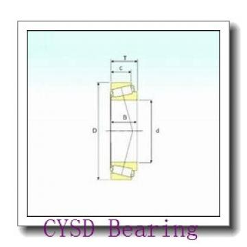 200 mm x 310 mm x 70 mm  CYSD 32040 tapered roller bearings
