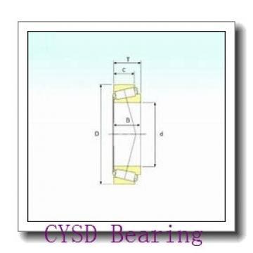 55 mm x 100 mm x 21 mm  CYSD 7211CDT angular contact ball bearings
