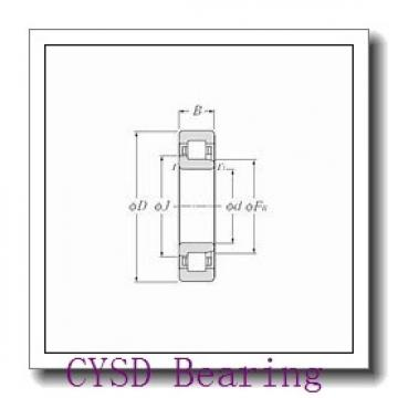 105 mm x 160 mm x 26 mm  CYSD 6021-2RS deep groove ball bearings