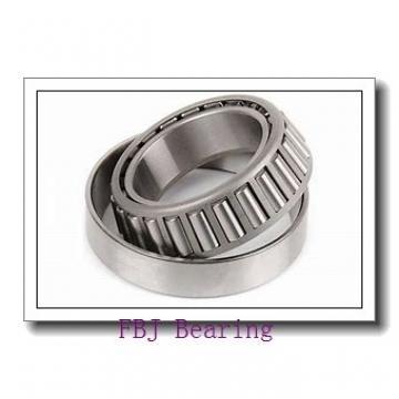 19.05 mm x 41,275 mm x 12,7 mm  FBJ 1630-2RS deep groove ball bearings