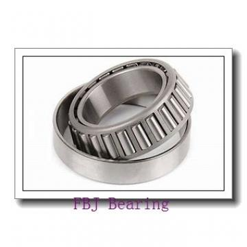 25 mm x 62 mm x 17 mm  FBJ 6305-2RS deep groove ball bearings