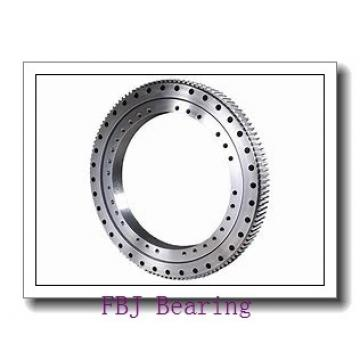 6 mm x 17 mm x 6 mm  FBJ 606 deep groove ball bearings