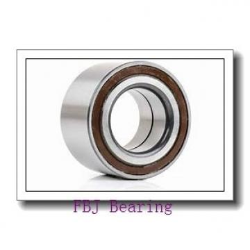 12,7 mm x 34,925 mm x 11,1125 mm  FBJ 1621-2RS deep groove ball bearings