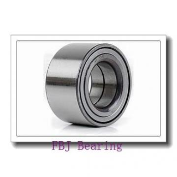 20 mm x 52 mm x 15 mm  FBJ 6304 deep groove ball bearings