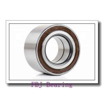 FBJ 0-20 thrust ball bearings