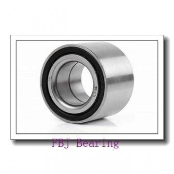 101,6 mm x 158,75 mm x 88,9 mm  FBJ GEZ101ES plain bearings