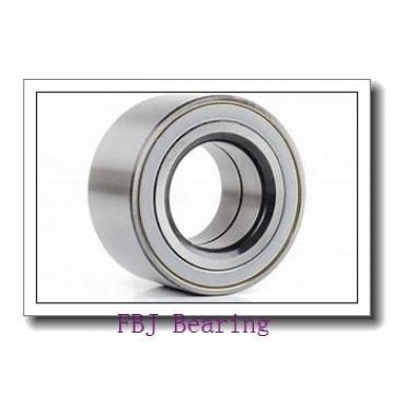 35 mm x 80 mm x 21 mm  FBJ 6307-2RS deep groove ball bearings