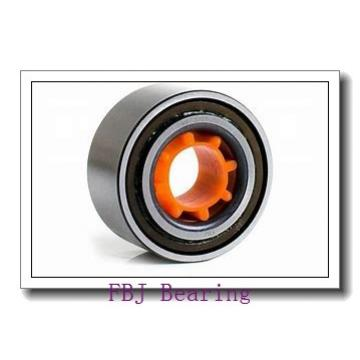 28,575 mm x 53,975 mm x 9,525 mm  FBJ R18 deep groove ball bearings