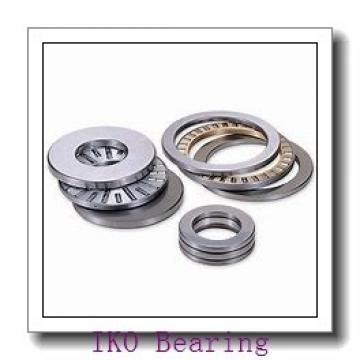 40 mm x 68 mm x 38 mm  IKO NAS 5008ZZNR cylindrical roller bearings